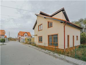 House for sale in Sibiu, 5 rooms, retractable area - price negotiable