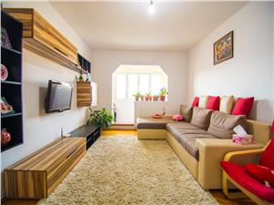 Apartament de vanzare in Sibiu, 3 camere decomandate, Sos Alba Iulia