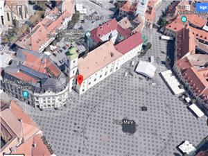Commercial space for sale in Sibiu - Ultra Central - Piata Mare