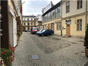 Spațiu comercial de vânzare în Sibiu - Ultra Central - Piața Mare