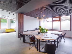 Spațiu de birouri de închiriat în Sibiu - zonă Premium - dotări de lux