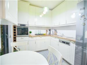 Apartament de vânzare în Sibiu 3 camere Zona XXL Finisaje de Lux
