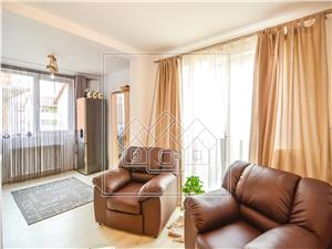 Studio for sale in Sibiu - intermediate floor - new building
