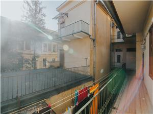 Apartament de vanzare in Sibiu - 2 camere - locatie ultracentrala