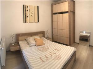 Apartament de vanzare in Sibiu - 2 Camere Partial Mobilat + Terasa