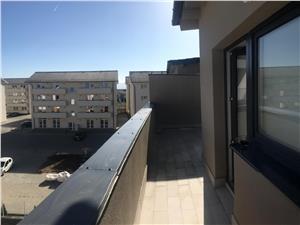 Appartement zum Verkauf in Sibiu - 2 Teilweise möblierte Terrasse