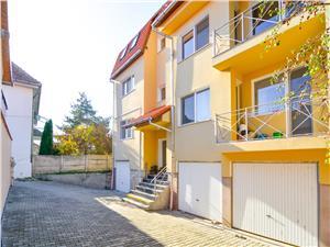 Apartament de vanzare Sibiu - Vila in Piata Cluj + Garaj si Pivnita