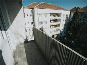 Apartament de vanzare in Sibiu - 3 camere, zona Milea