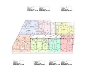 Apartament de vanzare in Sibiu - 2 camere si spatiu mansardabil 59 mp