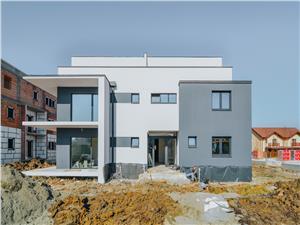 Apartament de vanzare in Sibiu - terasa generoasa si gradina proprie