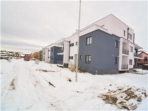 Apartament de vanzare in Sibiu -2 camere, plus terasa si 81 mp gradina