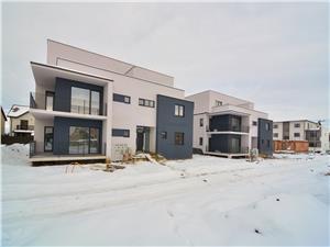 Apartament de vanzare in Sibiu - gradina 40 mp - predare LA ALB