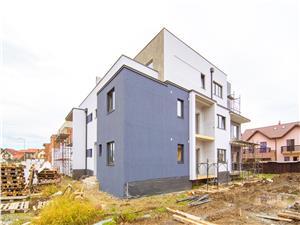 Apartament de vanzare in Sibiu - 3 camere - vedere mixta