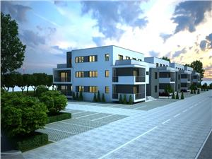 Apartament de vanzare in Sibiu -2 camere si 2 balcoane- predare LA ALB