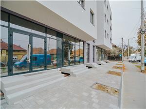Apartament de inchiriat in Sibiu - Bloc Lux cu lift +parcari subterane