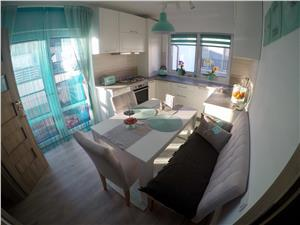 Apartament cu 3 camere de vanzare in Sibiu - Penthouse