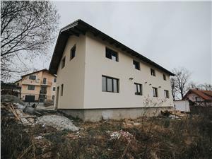 Casa de vanzare in Sibiu - tip duplex - Cisnadie - zona linistita