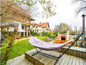 Vila de vanzare in Sibiu - de Lux - Zona Premium Cisnadioara