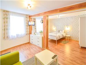 Garsoniera de vanzare in Sibiu - Central - Regim Hotelier