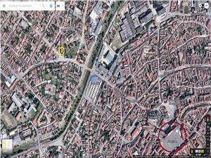 Spatiu de birouri de vanzare in Sibiu - 200 m de Piata Mare