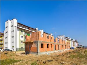 Apartament de vanzare in Sibiu - 2 camere, logie si pod mansardabil
