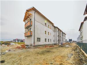 Apartament de vanzare in Sibiu + pod mansardabil si inalt