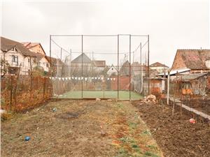 Casa de vanzare in Sibiu - Calea Poplacii - Teren de fotbal