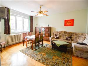 Apartament de inchiriat in Sibiu la casa- Suprafata generoasa