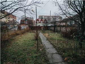Casa de vanzare in Sibiu - Individuala - acces din 2 strazi - Rahovei