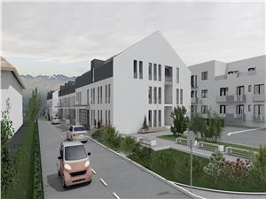Apartament de vanzare in Sibiu - 4 camere - 2 bai