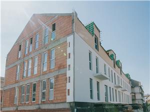 3-Zimmer Wohnung kaufen in Sibiu mit 39,2 qm Garten