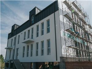 3-Zimmer Wohnung kaufen in Sibiu mit 60 qm Garten