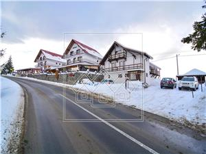 Pensiune de vanzare in Sibiu - Afacere la Cheie - Arena Platos
