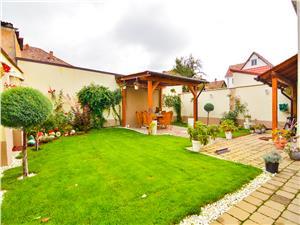 Casa de inchiriat in Sibiu - individuala - zona PREMIUM - Trei Stejari