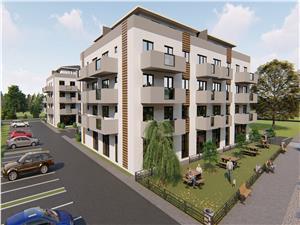 Apartament 2 camere de vanzare in Sibiu - zona Industrial Vest
