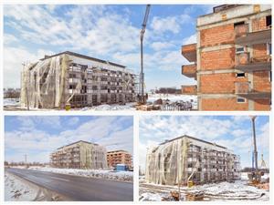 Apartament de vanzare in Sibiu cu 3 camere - zona Industriala