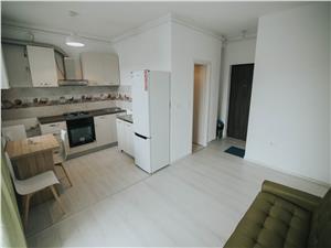Apartament de inchiriat in Sibiu - 2 camere - terasa mare - Cart. ALMA