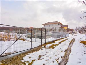 Land for sale in Sibiu - Cisnadie - 1250 sqm