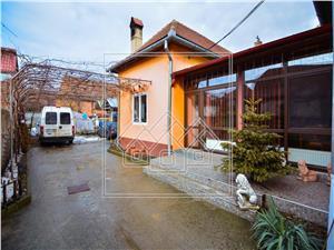 Casa de vanzare in Sibiu - Langa Piata Cibin - Mobilat si Utilat