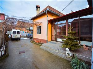House for sale in Sibiu - furnished and equipped
