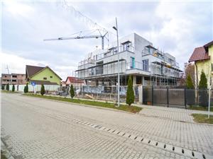 Apartament de vanzare in Sibiu - tip penthouse- FINISAT LA CHEIE