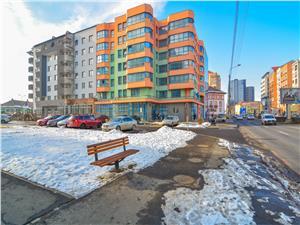 Apartament de vanzare in Sibiu 3 camere cu Terasa zona Mihai Viteazul