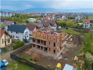 Apartament  de vanzare in Sibiu 2 camere cu Loc de parcare