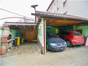 Casa de vanzare in Sibiu - 6 camere, Garaj, Pivnita, cu 550 mp Teren