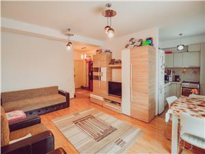 Apartament de vanzare in SIbiu - 2 Camere -La Cheie + Gradina de 30 Mp