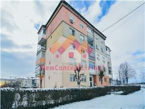 Apartament de inchiriat in Sibiu - DECOMANDAT - 4 camere - zona Strand