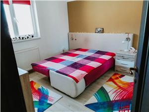 Apartament de inchiriat in Sibiu - 2 camere - la Vila - balcon mare