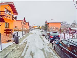 Casa de vanzare in Sibiu, finisata la cheie, mobilata si utilata