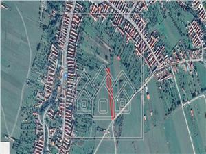 Grundstück kaufen in Sibiu - Orlat - 1700 qm