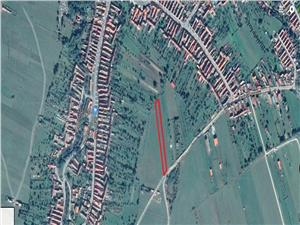 Land for sale in Sibiu - Orlat - 1700 sqm